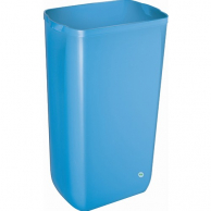 Корзина для мусора голубая, 23 л, арт. 742AZ
