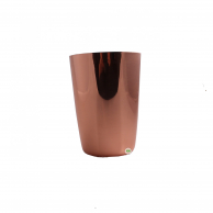 Стакан шейкер з бронзової сталі