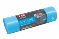 Пакеты для мусора синие LD, 160 л, 20 шт.