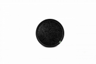 Піднос чорний, 28 см, арт. KN-002-E