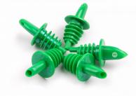 Гейзер-пробка зеленый