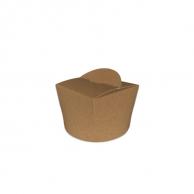 Упаковка для лапші крафтова, V - 350 мл