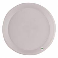 Тарілка пластикова десертна, d - 160 мм, 100 шт.