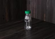 Пляшка ПЕТ з широким горлом, 200 мл