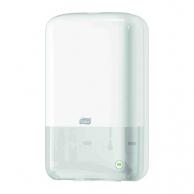 Диспенсер для листовой туалетной бумаги ТМ Tork белый, арт. 556000