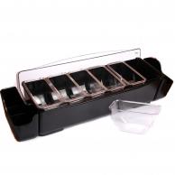 Ящик барный (холдер), 6 ячеек, арт. BN6L
