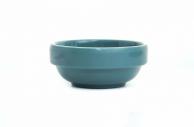 Соусник круглий пастельно-блакитний, 40 мл, арт. 607053