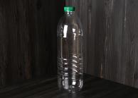 Пляшка ПЕТ з широким горлом, 2000 мл