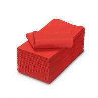 Салфетки красные 1/8, 33 х 33 см, 50 шт.
