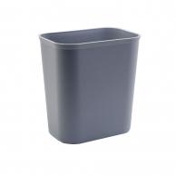 Контейнер для мусора серый, 8 л