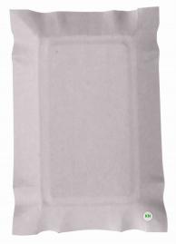 Тарелка бумажная, 125х180 мм