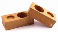 Підставка дерев'яна для пресованих серветок Ошиборі (Осіборі)