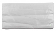 Серветки білі, 21 х 20 см, 150 шт.