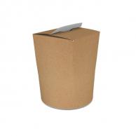 Упаковка для лапші крафтова, V - 900 мл