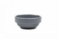 Соусник круглый пастельно-серый, 40 мл, арт. 607052