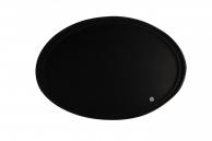 Піднос чорний «антисліп», 56 х 68,5 см