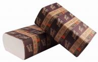Бумажные полотенца ZZ-сложения
