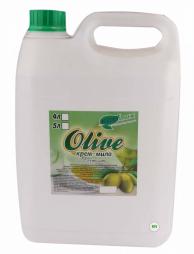 Жидкое крем-мыло с ароматом алоэ-вера, 5 л