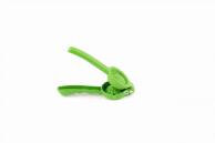 Ручной пресс для цитрусовых зеленый