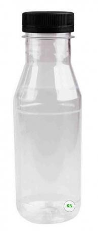 Бутылка ПЭТ с широким горлом, 250 мл