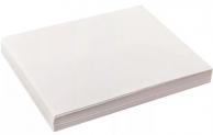Подпергаментные листы белые, 240 х 240 мм