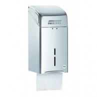 Диспенсер для листовой туалетной бумаги V-сложения, арт. DTH100CS