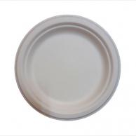 Тарелка бумажная, d -18 см