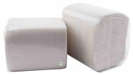 Салфетки белые V-сложения, 21 х 10 см, 300 л.