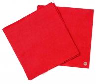 Серветки червоні, 33 х 33 см, 250 шт.