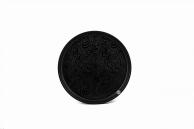 Поднос чёрный, 36 см, арт. KN-001-E