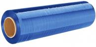 Плёнка паллетная синяя, 50 см х 200 м