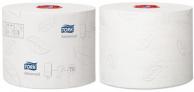 Папір туалетний в міді-рулонах ТМ Tork, 100 м, арт. 127530