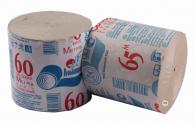 Туалетная бумага, серая, макулатура