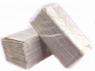 Бумажные полотенца серые