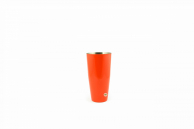 Стакан-шейкер оранжевый, 700 мл