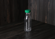 Пляшка ПЕТ з широким горлом, 250 мл