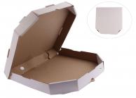 Коробка для піци біла, d - 40 см