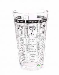 Вимірювальна чаша / стакан до шейкеру, 500 мл